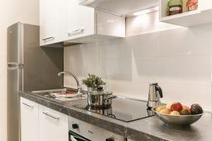 Soapstone countertops for kitchen