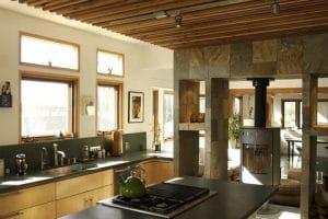 quartzite counter top
